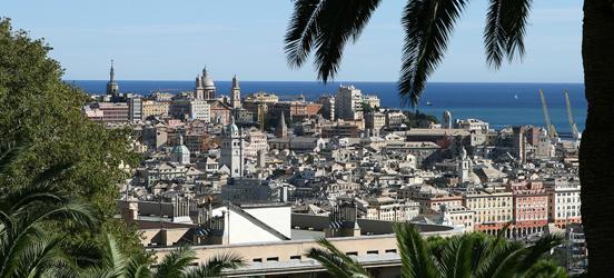 Panoramica Genova